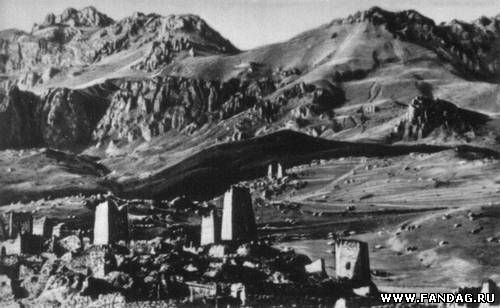Эволюция религиозных верований у народов Северного Кавказа