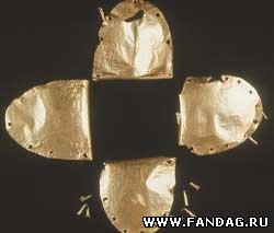 Золотая отделка
