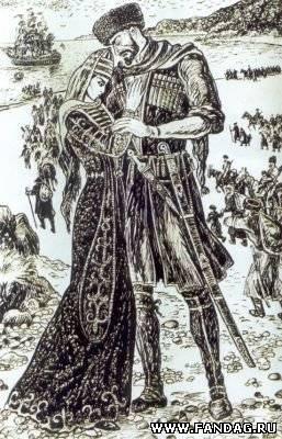 Украино-аланская параллель в свадебной обрядности